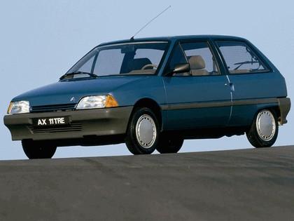 1986 Citroën AX 3-door 11