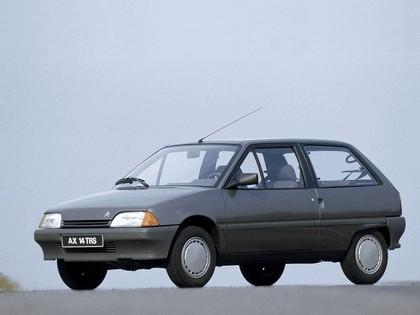 1986 Citroën AX 3-door 13
