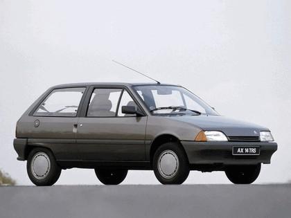 1986 Citroën AX 3-door 14