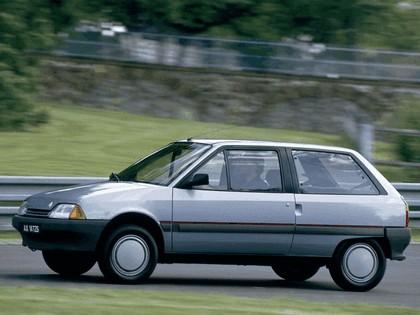 1986 Citroën AX 3-door 17