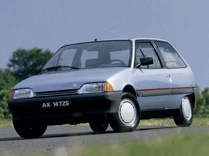 1986 Citroën AX 3-door 18
