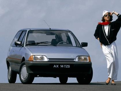 1986 Citroën AX 3-door 20