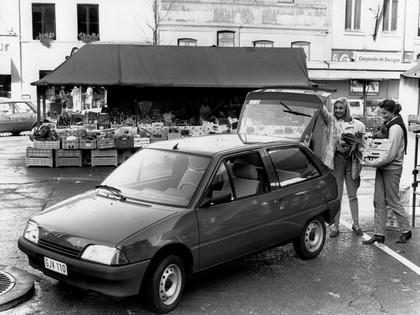 1986 Citroën AX 3-door 21