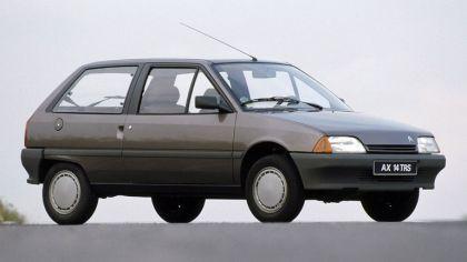 1986 Citroen AX 3-door 4