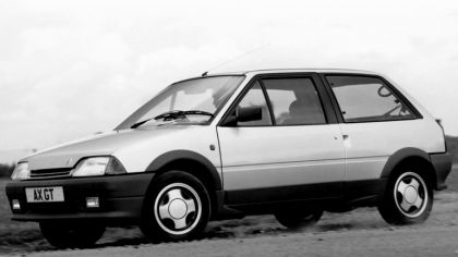 1986 Citroen AX GT - UK version 6