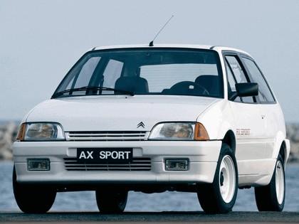 1986 Citroen AX Sport 1