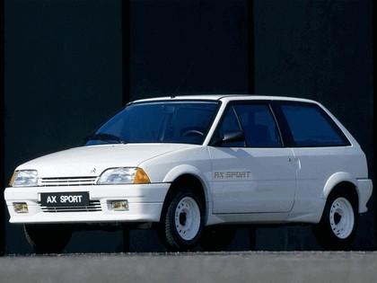 1986 Citroen AX Sport 2