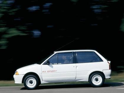 1986 Citroen AX Sport 4