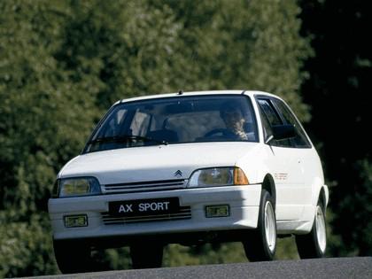 1986 Citroen AX Sport 5