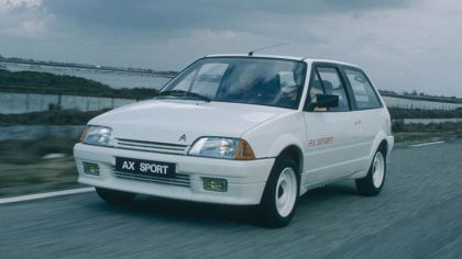 1986 Citroën AX Sport 9