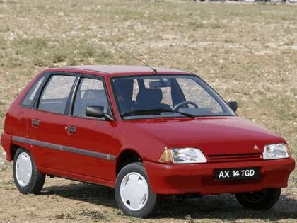 1988 Citroën AX 5-door 1