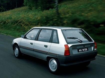 1988 Citroën AX 5-door 3