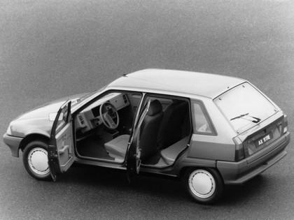 1988 Citroën AX 5-door 5