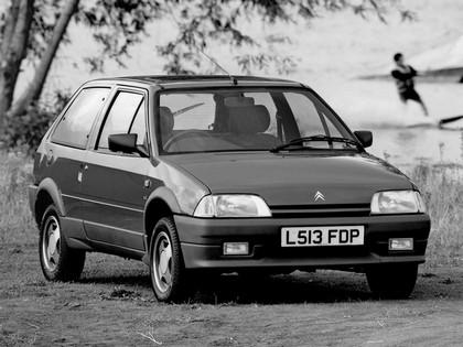 1991 Citroën AX 3-door 1