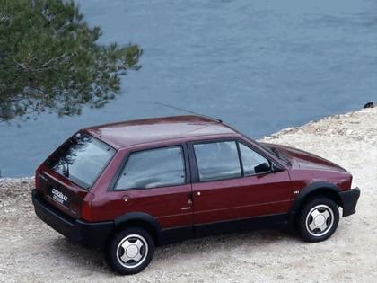 1991 Citroën AX 3-door 2