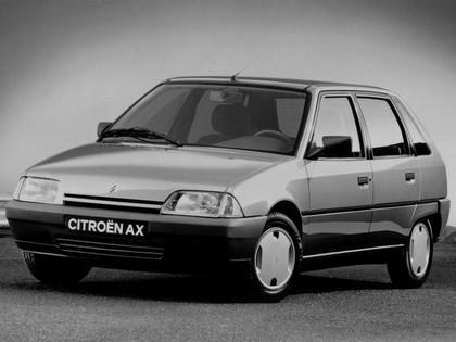 1991 Citroën AX 5-door 1