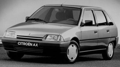 1991 Citroën AX 5-door 8