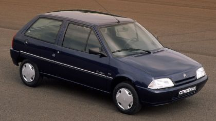 1991 Citroen AX 3-door Image 8