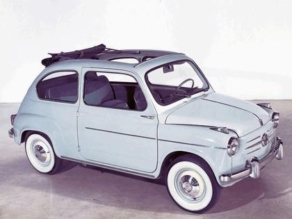 1955 Fiat 600 1