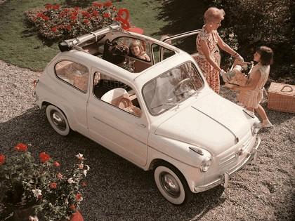 1955 Fiat 600 9
