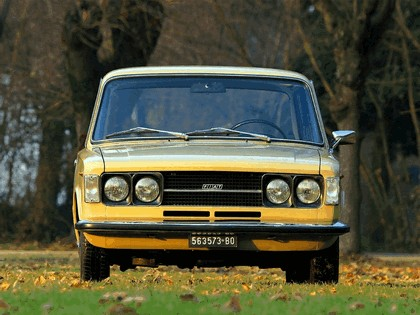 1970 Fiat 124 T Special 2