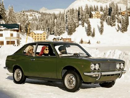 1971 Fiat 128 coupé SL 1