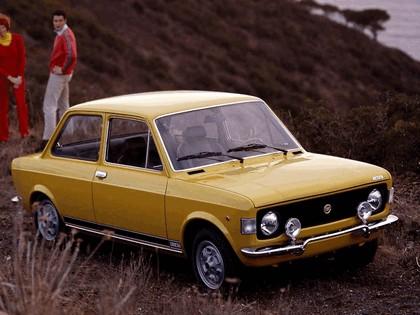 1971 Fiat 128 rally 1