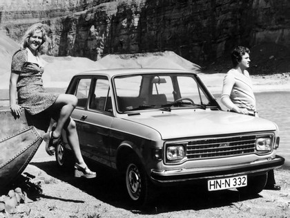 1974 Fiat 128 Special 1