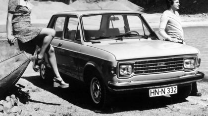 1974 Fiat 128 Special 4