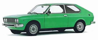 1975 Fiat 128 3P Berlinetta 1