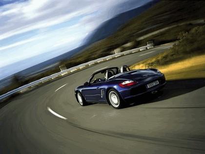 2005 Porsche Boxster 2