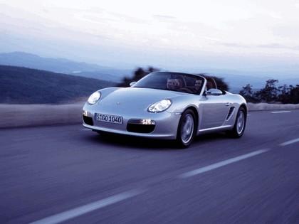 2005 Porsche Boxster 4