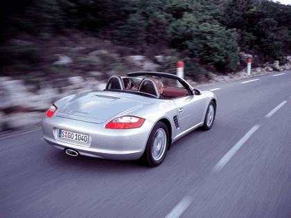 2005 Porsche Boxster 5