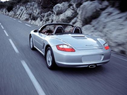 2005 Porsche Boxster 6