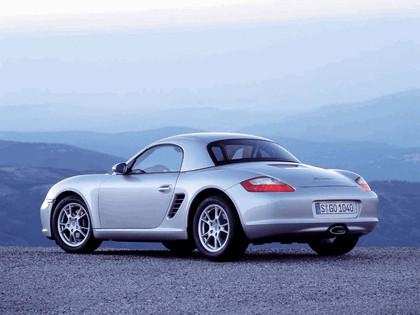 2005 Porsche Boxster 7