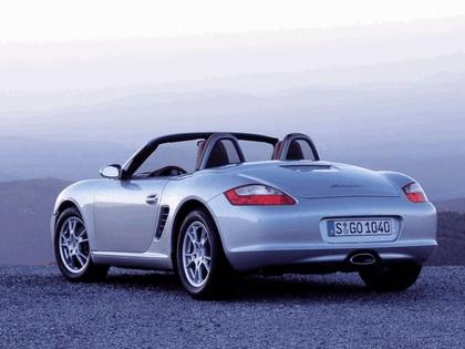 2005 Porsche Boxster 8