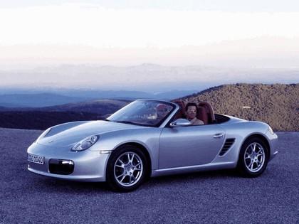 2005 Porsche Boxster 9