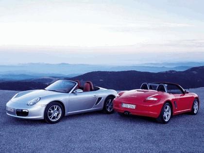 2005 Porsche Boxster 10