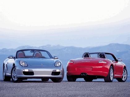 2005 Porsche Boxster 11