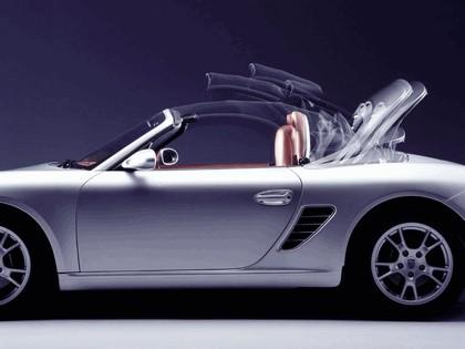 2005 Porsche Boxster 13