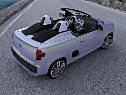 2010 Fiat Uno Cabrio concept 2