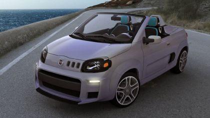 2010 Fiat Uno Cabrio concept 4