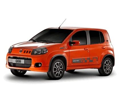 2010 Fiat Uno Sporting 1