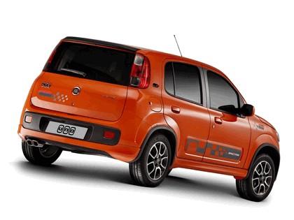 2010 Fiat Uno Sporting 2