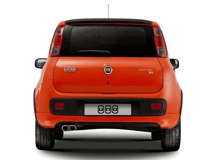 2010 Fiat Uno Sporting 4