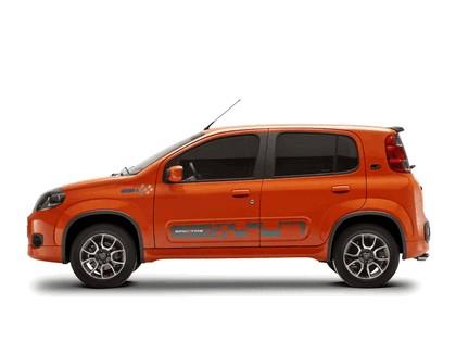 2010 Fiat Uno Sporting 5