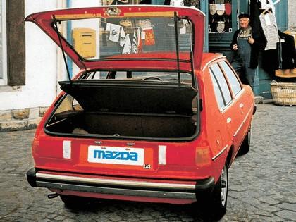 1977 Mazda 323 5-door ( FA ) 2