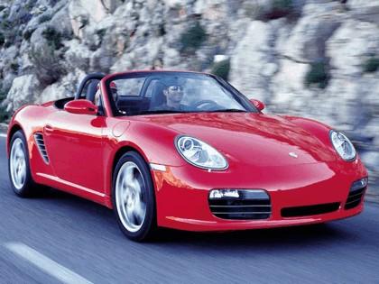 2005 Porsche Boxster S 6