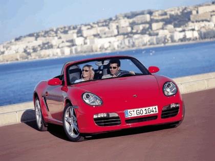 2005 Porsche Boxster S 10