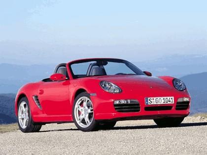2005 Porsche Boxster S 11